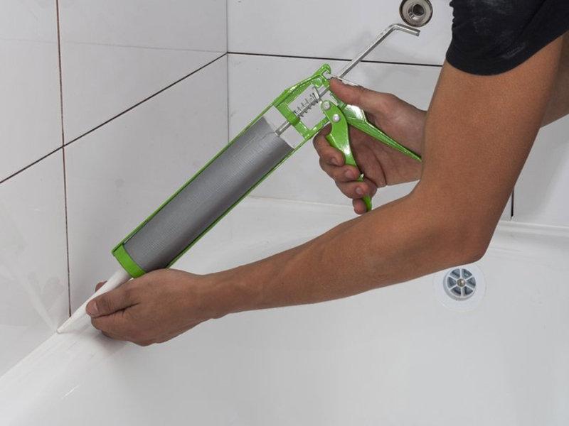 Badkamer afkitten Purmerend